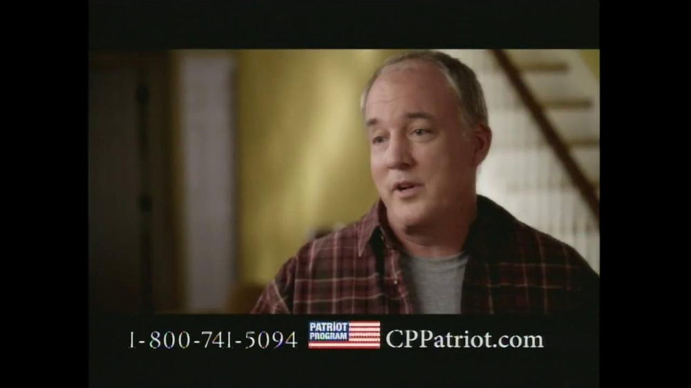 Colonial Penn Patriot Program TV Spot, 'Welcome Home' - Screenshot 3