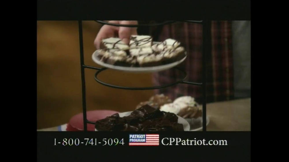 Colonial Penn Patriot Program TV Spot, 'Welcome Home' - Screenshot 4