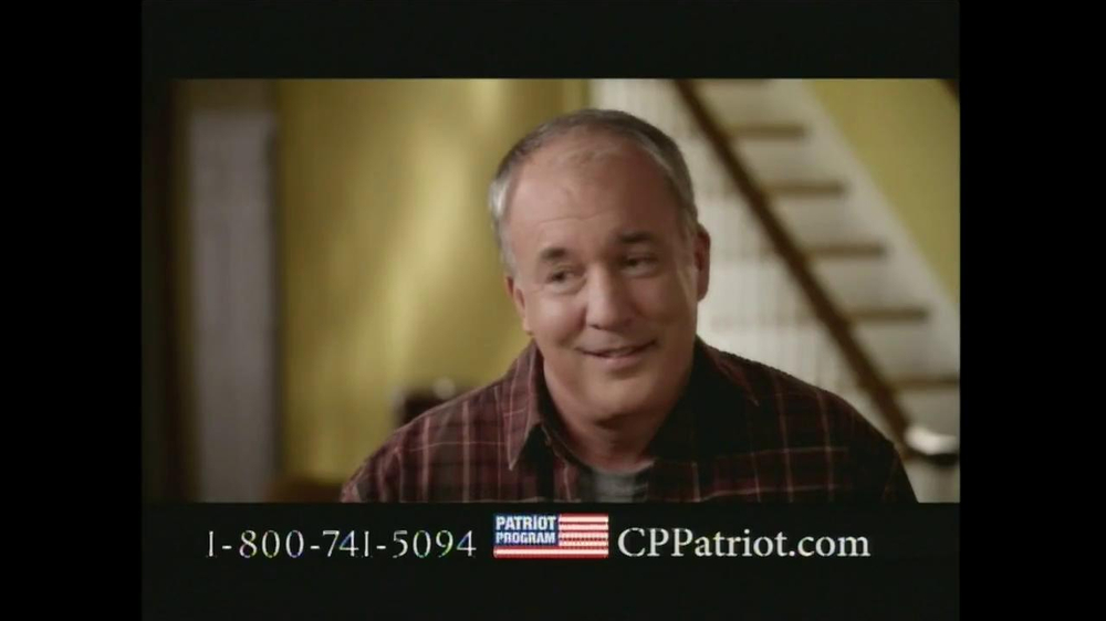 Colonial Penn Patriot Program TV Spot, 'Welcome Home' - Screenshot 5
