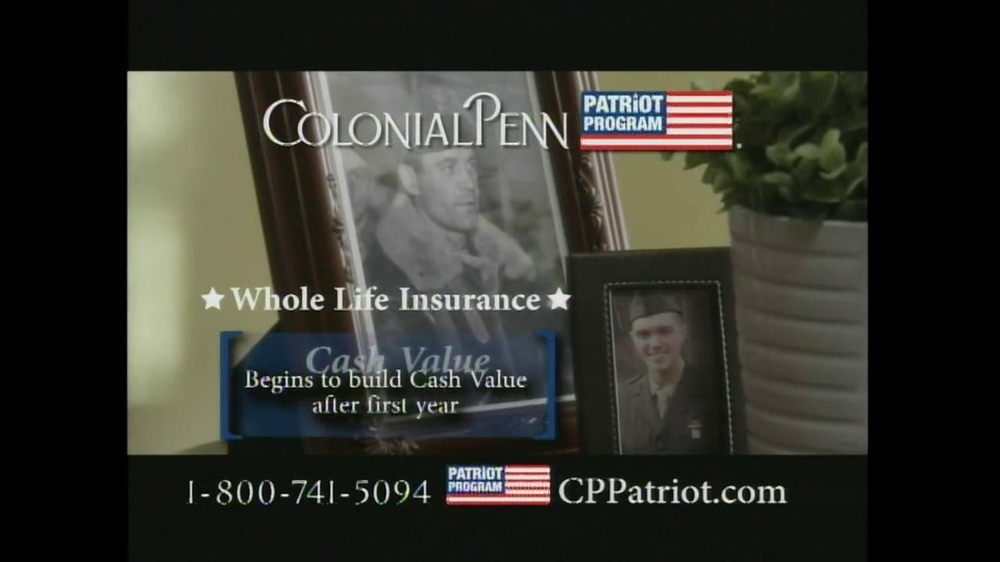 Colonial Penn Patriot Program TV Spot, 'Welcome Home' - Screenshot 7