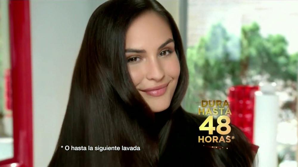 TRESemme Keratin Smooth TV Spot  Spanish  - Screenshot 5Tresemme Keratin Smooth Commercial
