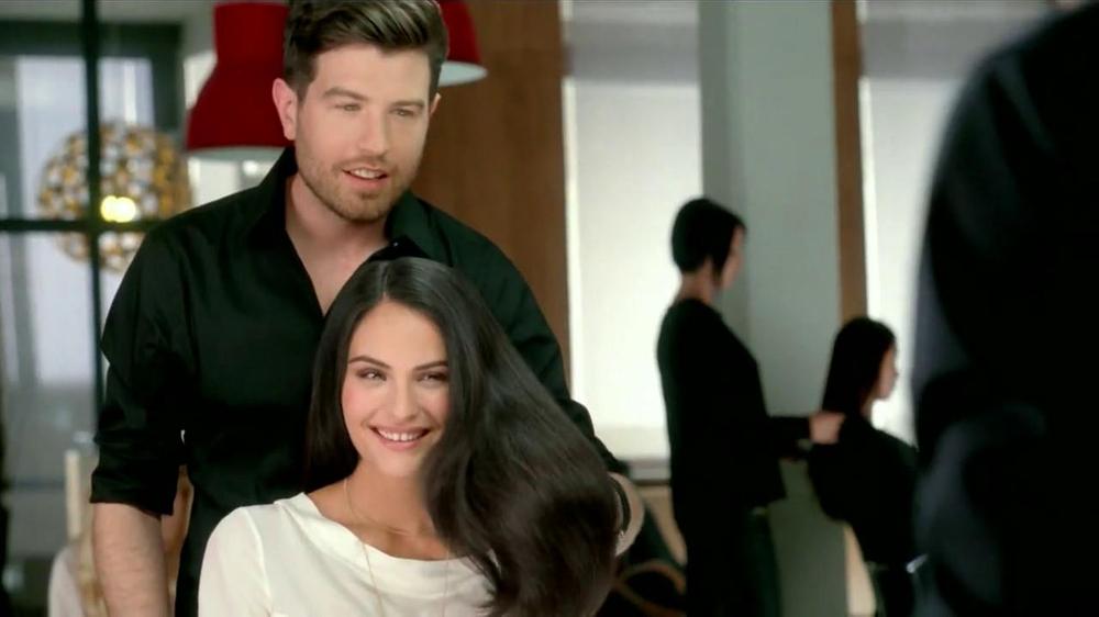 TRESemme Keratin Smooth TV Spot  Spanish  - Screenshot 8Tresemme Keratin Smooth Commercial