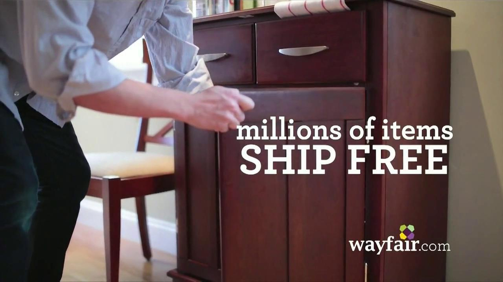 Wayfair TV Spot, 'Perfect For You' - Screenshot 6