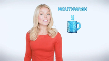 Colgate Total Adavanced Pro-Shield Mouthwash TV Spot Ft. Kelly Ripa