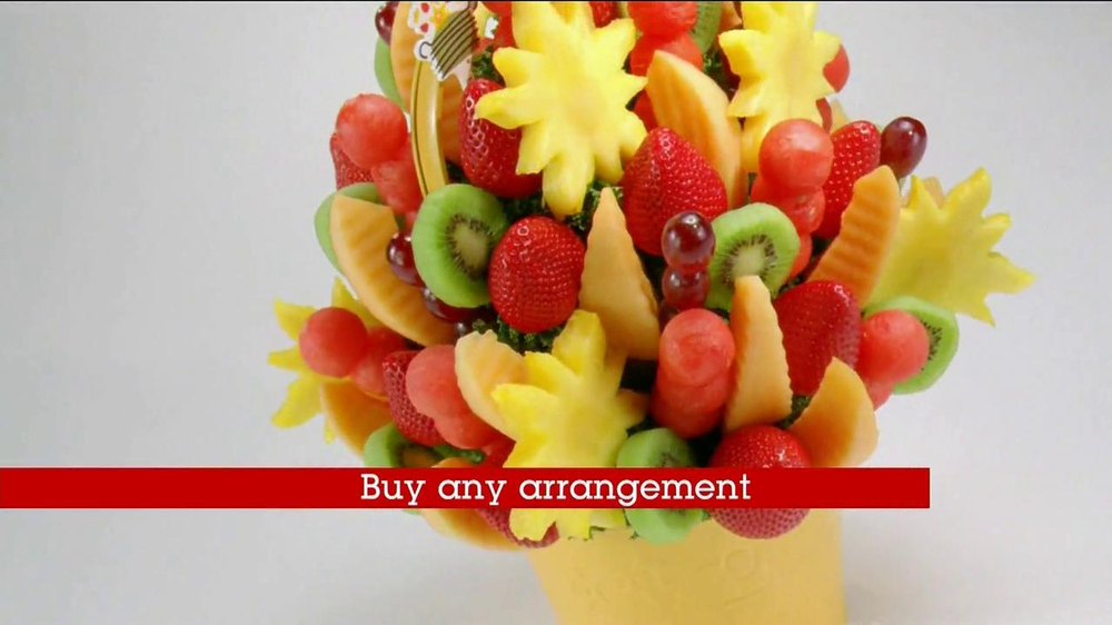 Edible Arrangements Tv Commercial 39 Summer Dipped Fruit