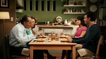 Kraft Real Mayo TV Spot, 'Cena Familiar' [Spanish]