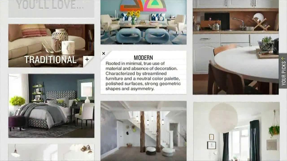 HGTV Folio App TV Spot - Screenshot 4