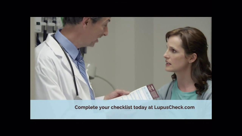 LupusCheck.com TV Spot, 'Brave Face' - Screenshot 8