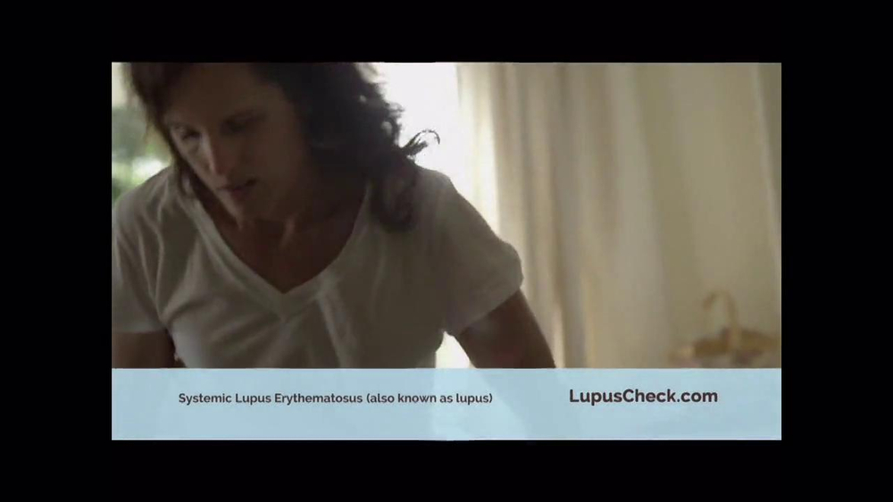 LupusCheck.com TV Spot, 'Brave Face' - Screenshot 1