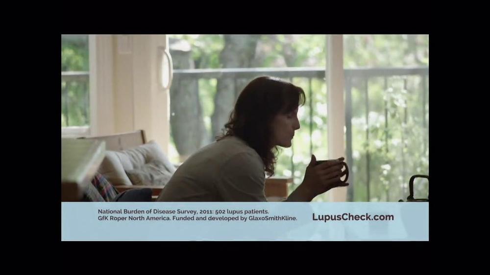 LupusCheck.com TV Spot, 'Brave Face' - Screenshot 2