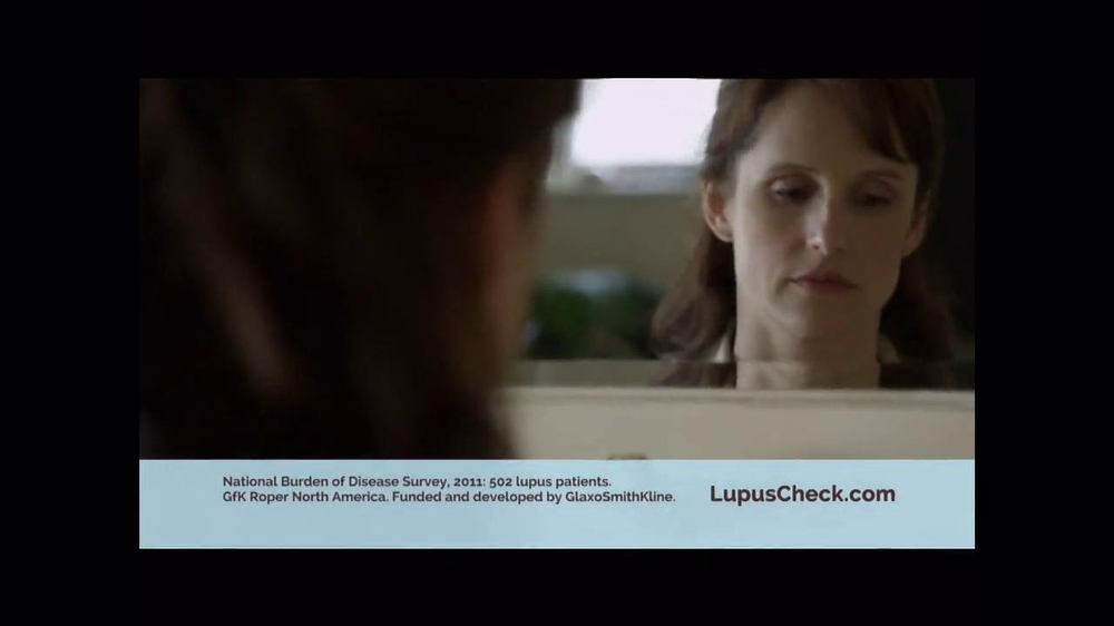 LupusCheck.com TV Spot, 'Brave Face' - Screenshot 3