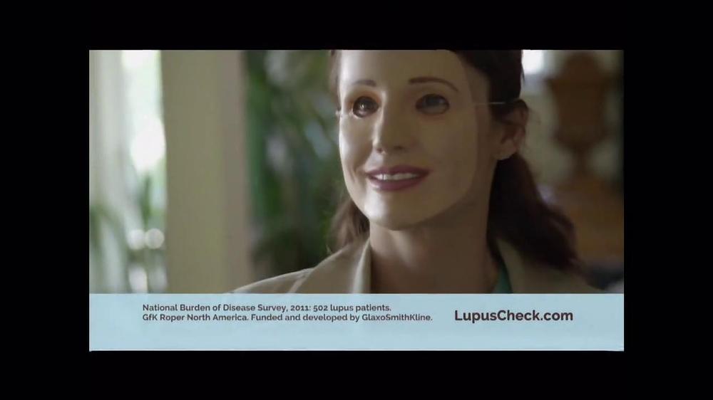 LupusCheck.com TV Spot, 'Brave Face' - Screenshot 4