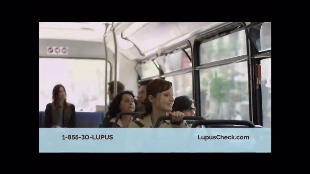LupusCheck.com TV Spot, 'Brave Face' - Screenshot 5