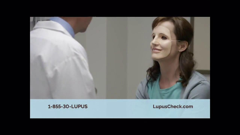 LupusCheck.com TV Spot, 'Brave Face' - Screenshot 6