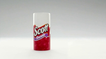 Scott Towels TV Spot, 'Red Robin Onion Rings Tower' - Thumbnail 1