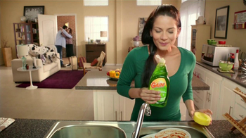 Ultra Gain Dishwashing Liquid TV Spot [Spanish] thumbnail