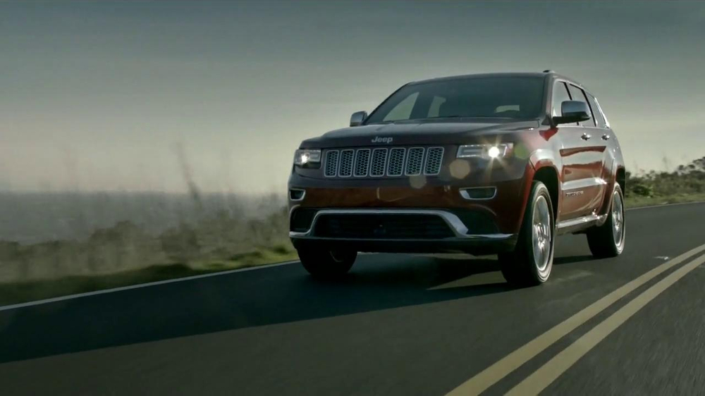 2014 jeep grand cherokee tv commercial 39 el camino 39 spanish ispot. Cars Review. Best American Auto & Cars Review