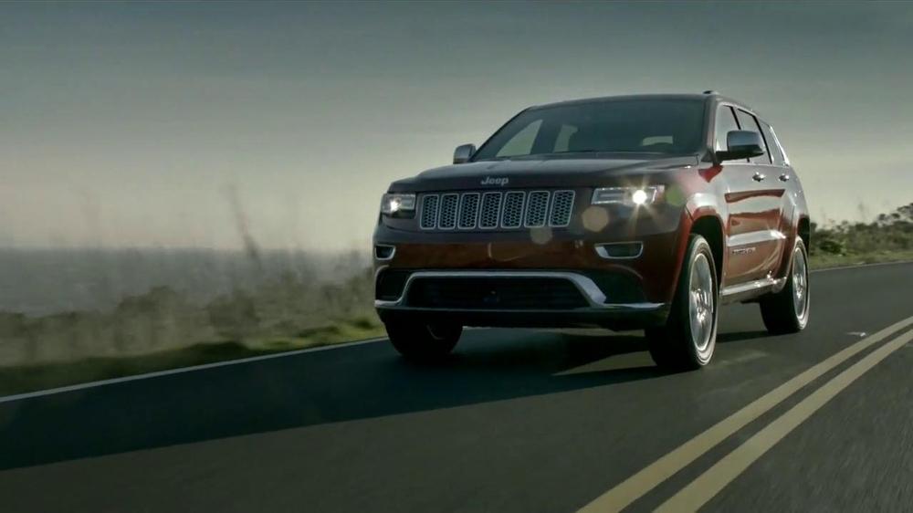 2014 Jeep Grand Cherokee TV Commercial, 'El Camino ...