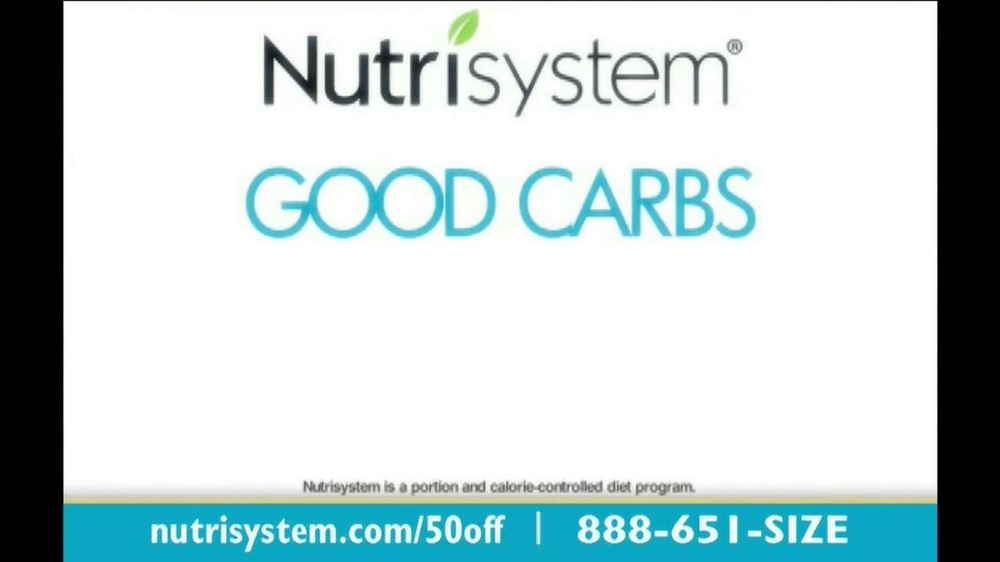 Nutrisystem TV Spot, 'Save 50%' - Screenshot 5