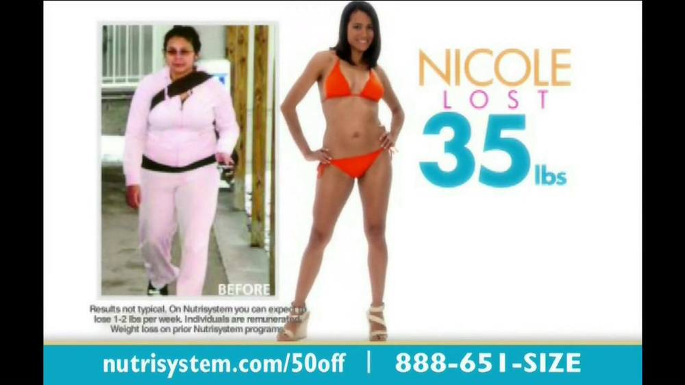 Nutrisystem TV Spot, 'Save 50%' - Screenshot 6