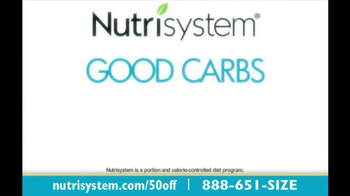 Nutrisystem TV Spot, 'Save 50%' - Thumbnail 5