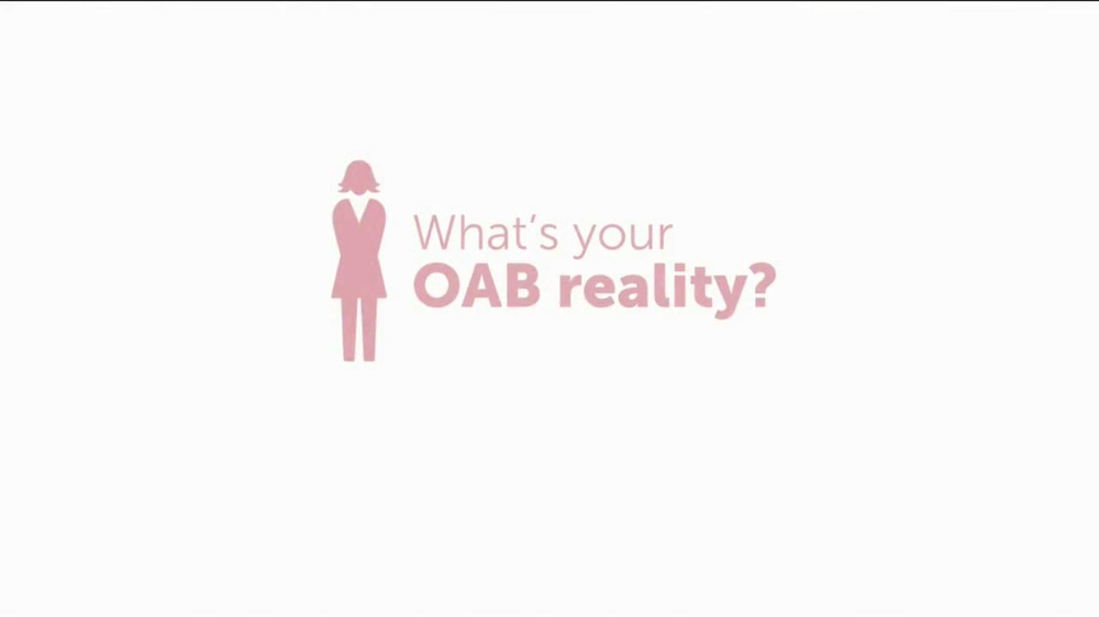 National Women's Health Resource Center TV Spot, 'OAB Reality' - Screenshot 10