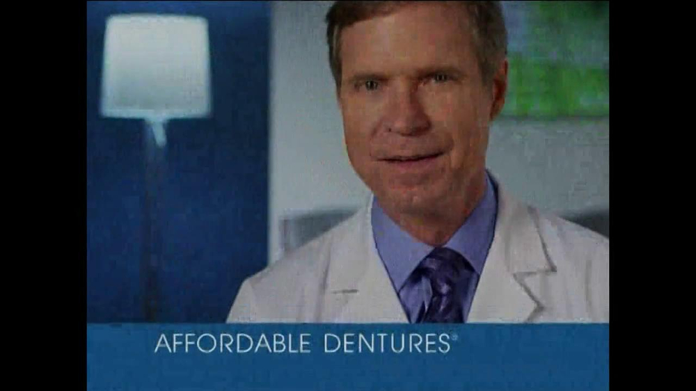 Affordable Dentures TV Spot, 'Momet' - Screenshot 1