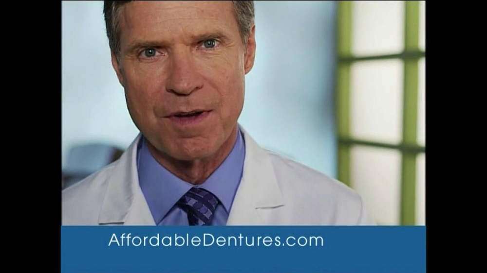 Affordable Dentures TV Spot, 'Momet' - Screenshot 8