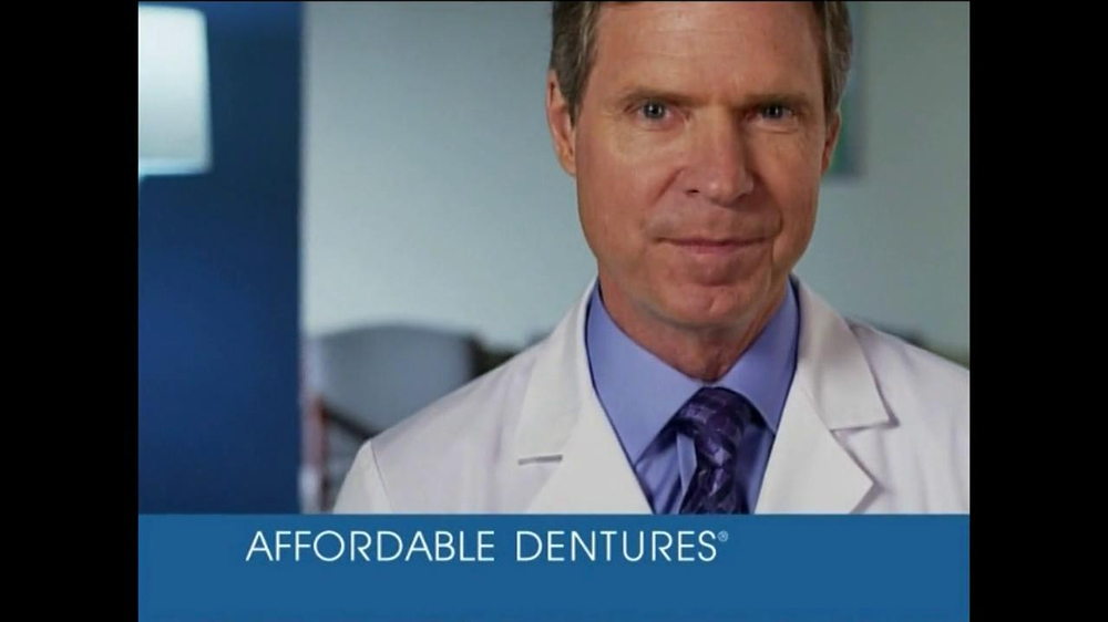 Affordable Dentures TV Spot, 'Momet' - Screenshot 2