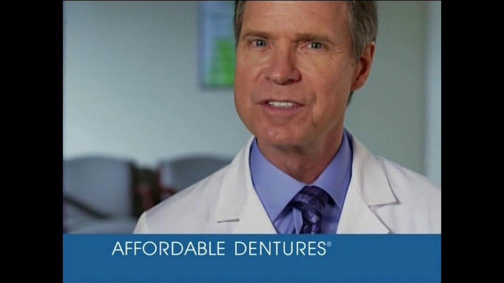 Affordable Dentures TV Spot, 'Momet' - Screenshot 3