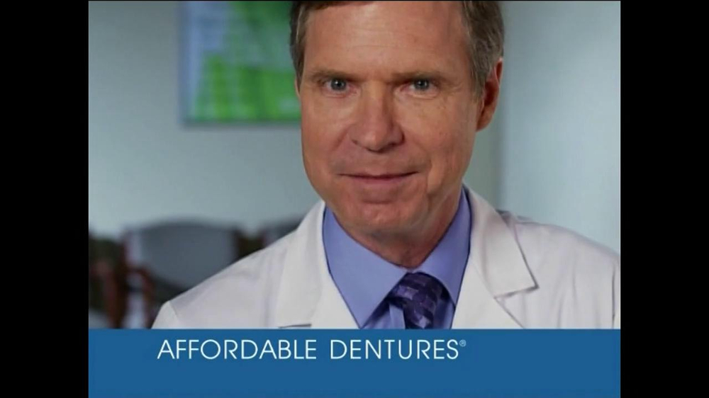Affordable Dentures TV Spot, 'Momet' - Screenshot 4