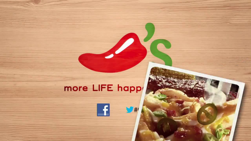 Chili's Steak Lovers Special TV Spot - Screenshot 10