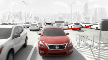 Nissan TV Spot, 'Bottom Line Model Year-End Event'