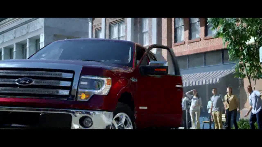 Ford Summer Spectacular Sales Event Tv Commercial