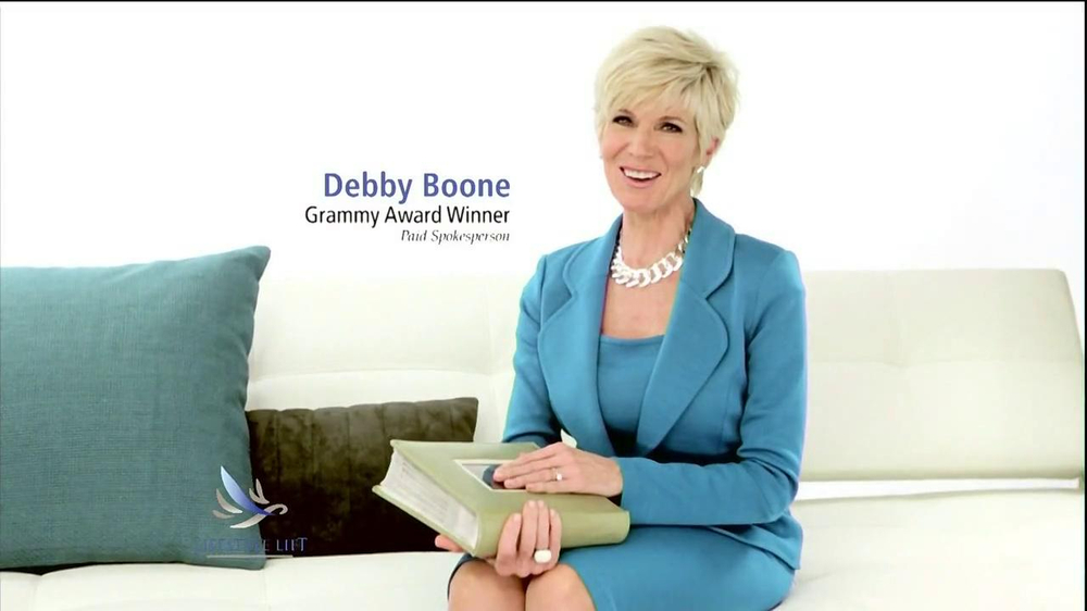 Lifestyle Lift TV Spot, 'Book' Featuring Debby Boone - Screenshot 2