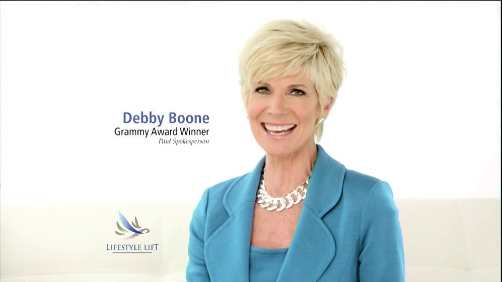 Lifestyle Lift TV Spot, 'Book' Featuring Debby Boone - Screenshot 4
