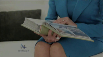 Lifestyle Lift TV Spot, 'Book' Featuring Debby Boone - Thumbnail 1