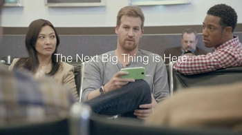 Samsung Galaxy S4 TV Spot, 'Layover' - Thumbnail 9