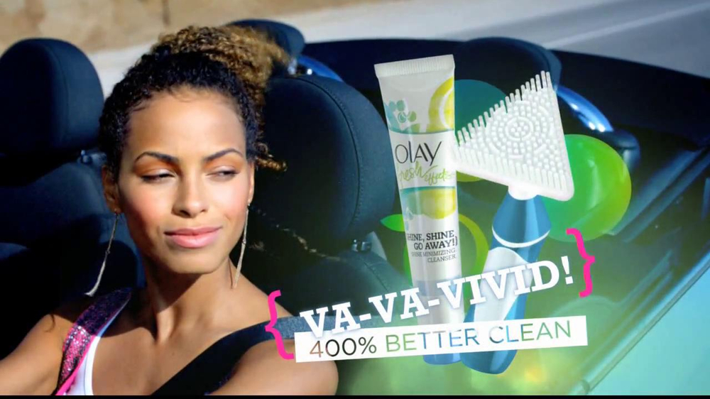 Olay Fresh Effects Skin Care TV Spot - Screenshot 6
