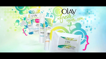 Olay Fresh Effects Skin Care TV Spot - Thumbnail 9