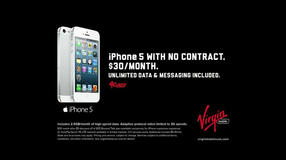 virgin mobile commercial song title