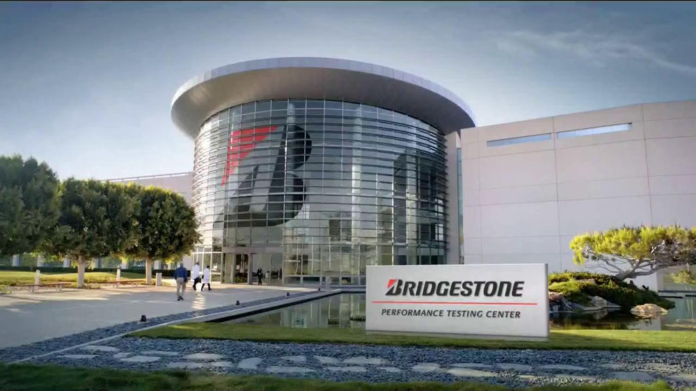 Bridgestone TV Spot Featuring Mathew Stafford, Michelle Beadle - Screenshot 1