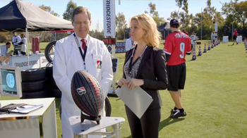 Bridgestone TV Spot Featuring Mathew Stafford, Michelle Beadle - Thumbnail 3