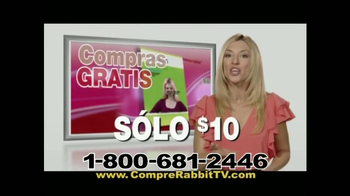 Rabbit TV Plus TV Spot, 'Más Canales' [Spanish] - Thumbnail 6