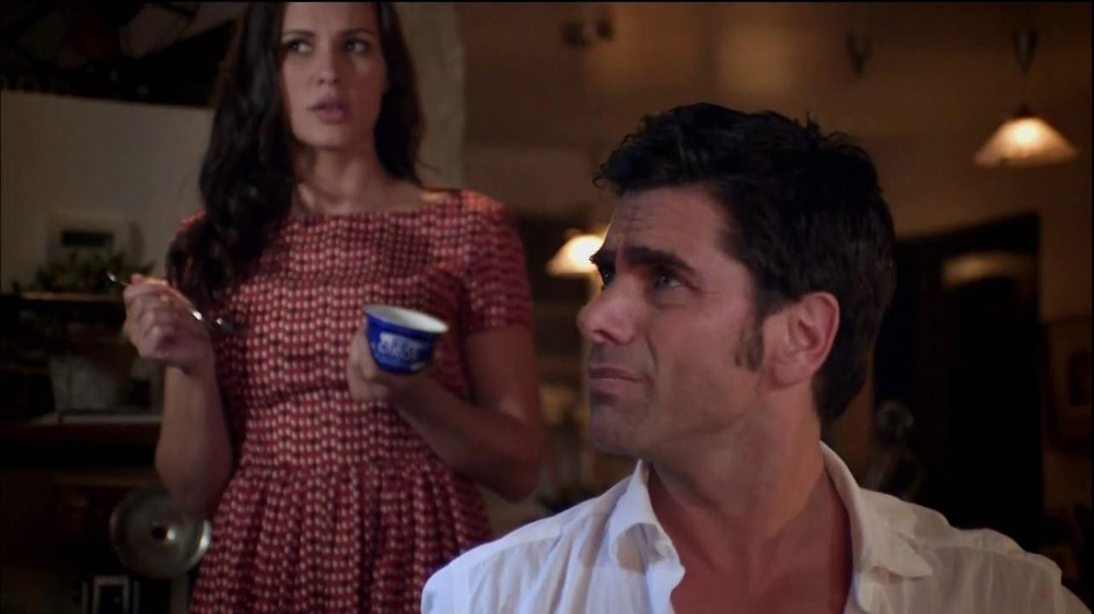 Oikos TV Spot, 'Argument' Featuring John Stamos - Screenshot 9
