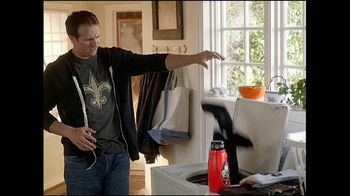 Tide TV Spot, 'Equipment Manager' Featuring Drew Brees - Thumbnail 8