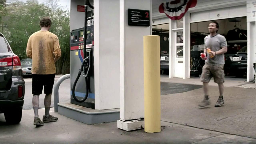 Chase Freedom TV Spot, 'Fuel More than Your Car' - Screenshot 3