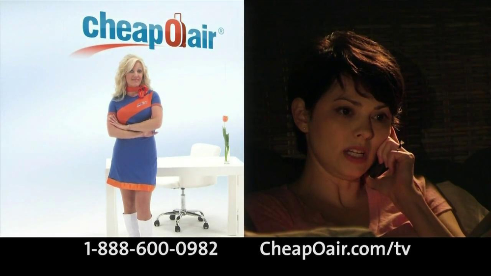 CheapOair TV Commercial, 'Three Taps' - iSpot.tv