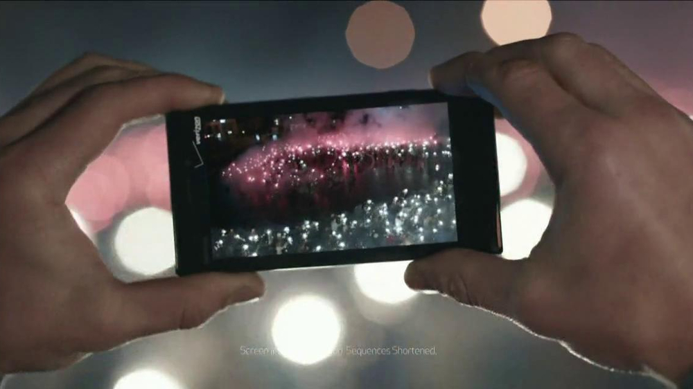 Verizon TV Spot, 'Sparklers' - Screenshot 9