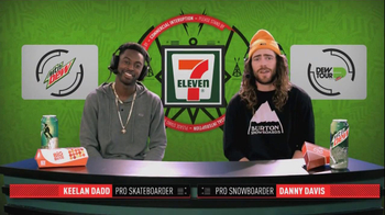 7-Eleven TV Spot, 'Awesummer' Featuring Keelan Dadd and Danny Davis